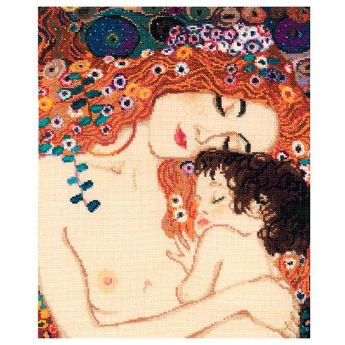 Купить Риолис Набор для вышивания Материнская любовь 30 х 35 см (916), Наборы для вышивания