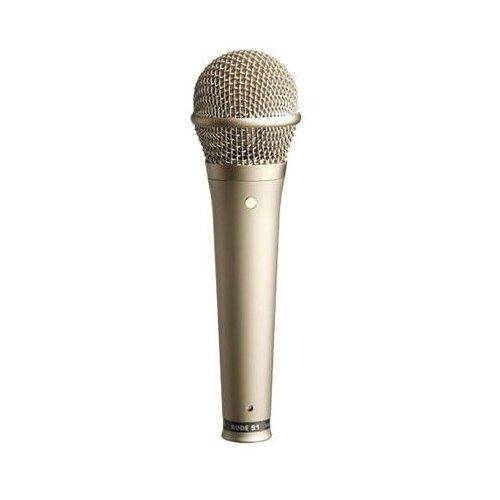 RODE S1 конденсаторный суперкардиоидный микрофон. Макс SPL 151