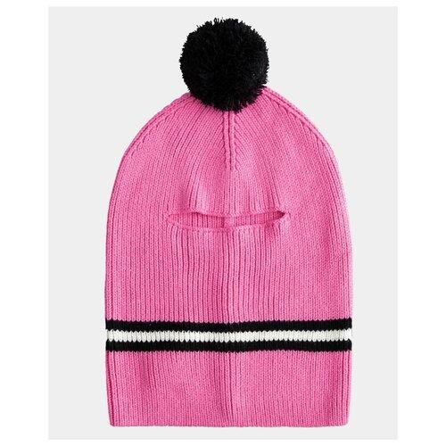 Купить Шапка-шлем Gulliver размер 58, розовый, Головные уборы