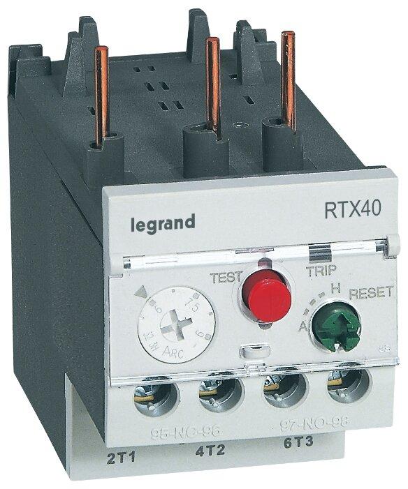 Реле перегрузки тепловое Legrand 416666