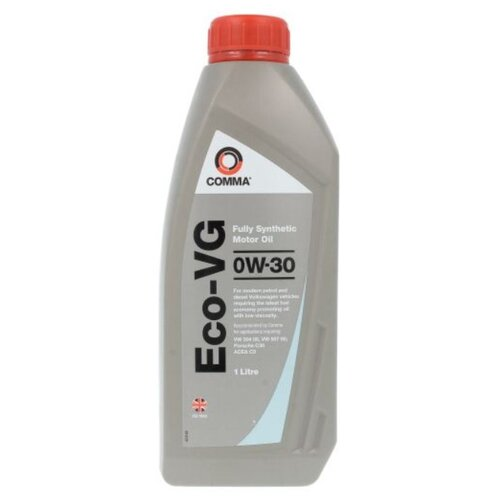 Фото - Моторное масло Comma ECO-VG 0W-30 1 л двухкамерный холодильник hitachi r vg 472 pu3 gbw