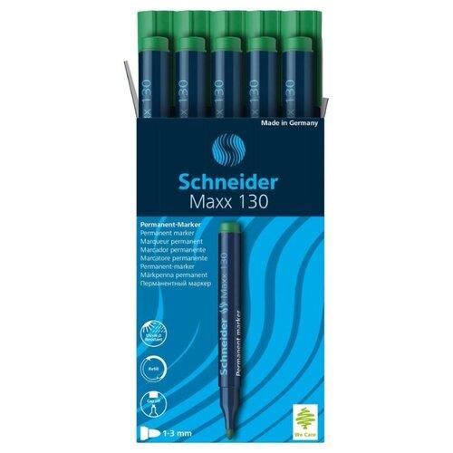 Купить Schneider Набор перманентных маркеров Maxx 130, 10 шт. (113004), Маркеры