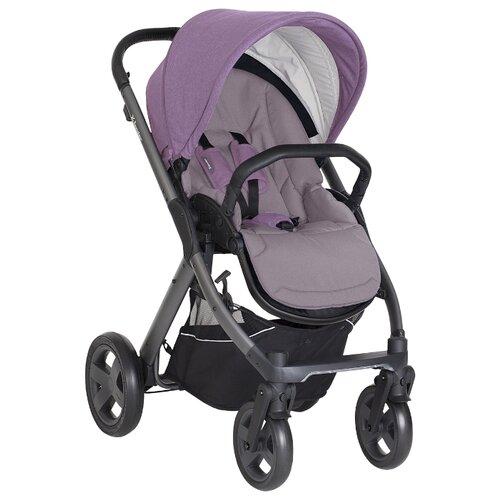 Прогулочная коляска X-lander X-Pulse + сумка dusk violet сумки для мамы x lander сумка для коляски x bag