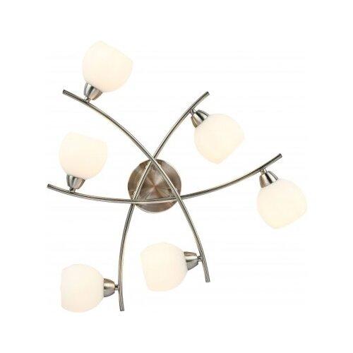 Люстра Globo Lighting Robin 54002-6, E14, 240 Вт люстра globo lighting truncatus 69003 8 e14 320 вт