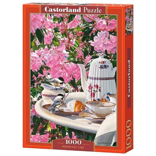 Купить Пазл Castorland Время завтрака (C-104697), 1000 дет., Пазлы