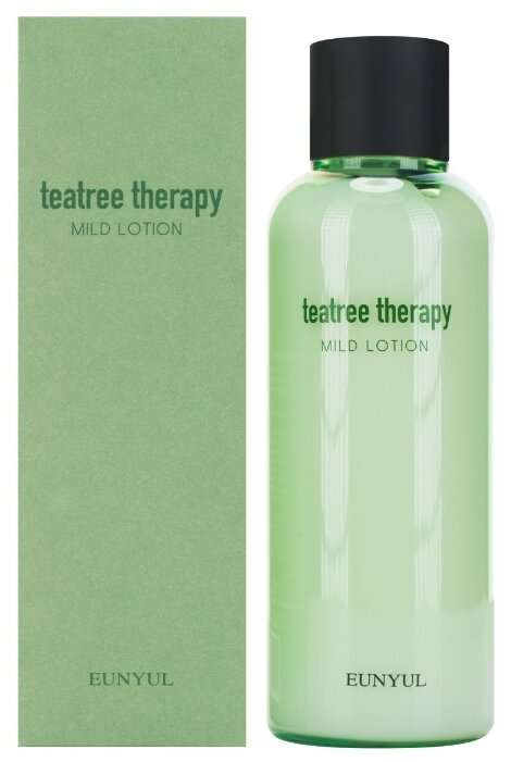 Eunyul Лосьон Tea Tree Therapy Mild