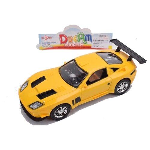 Легковой автомобиль China Bright Pacific 1830780, желтый