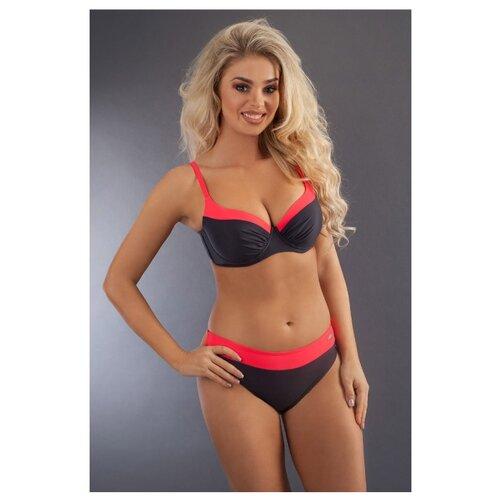 цена на Купальник бикини Verano размер 38(M) серый/красный