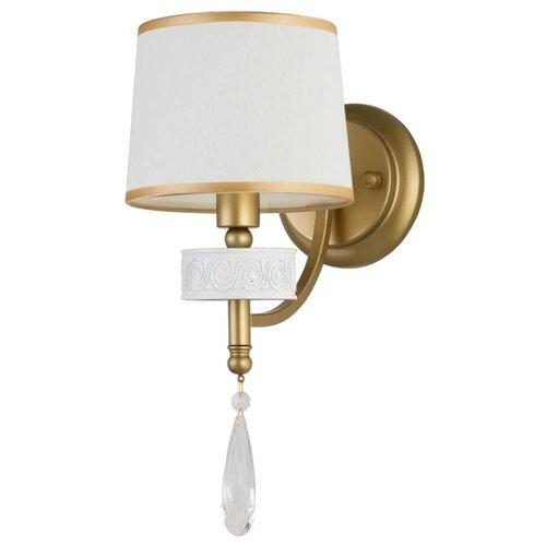 Настенный светильник Favourite Mirra 2706-1W, 40 Вт настенный светильник favourite batun 2020 1w 40 вт