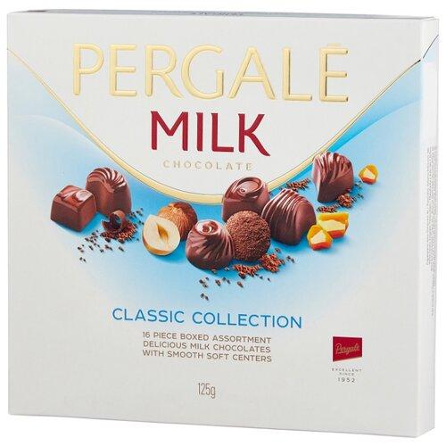 набор конфет pergale truffles classic 100 г Набор конфет Pergale Milk Classic Collection 125 г