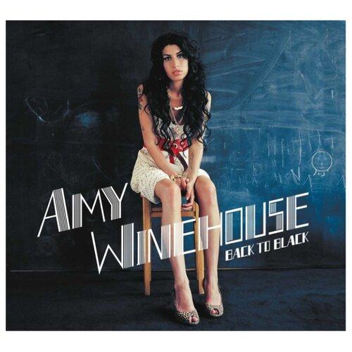 Amy Winehouse. Back To Black (LP) цена 2017
