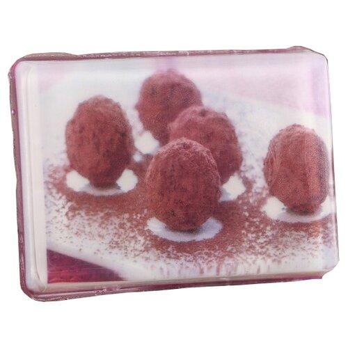 Мыло кусковое Добропаровъ Шоколадный трюфиль, 100 г мыло кусковое добропаровъ пивные дрожжи лаванда 100 г