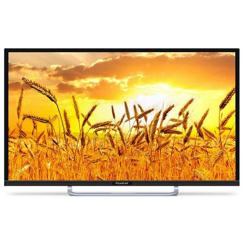 Фото - Телевизор Polarline 32PL53TC-SM 32 (2019) черный телевизор polarline 50pu52tc sm 50 2019 черный
