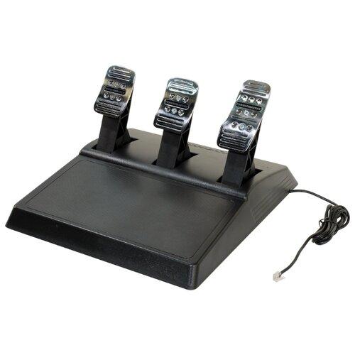 Комплектующие для руля Thrustmaster T3PA 3 Pedals Add On черный комплектующие