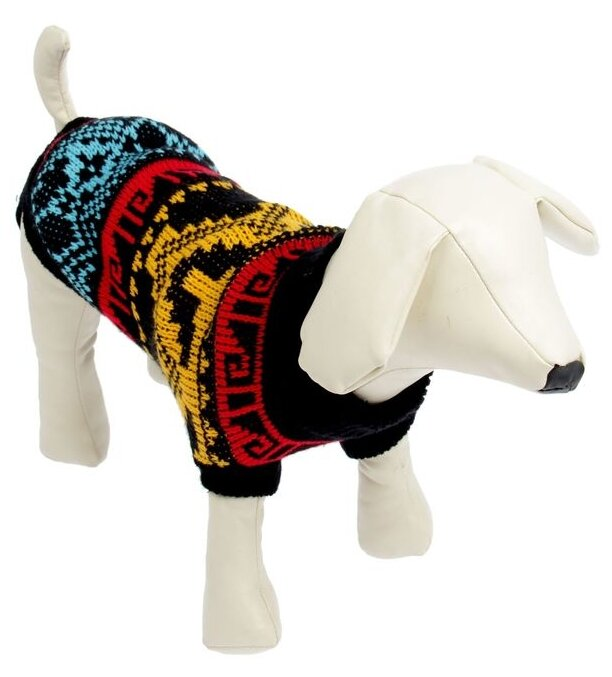 Свитер для собак Пижон размер 14
