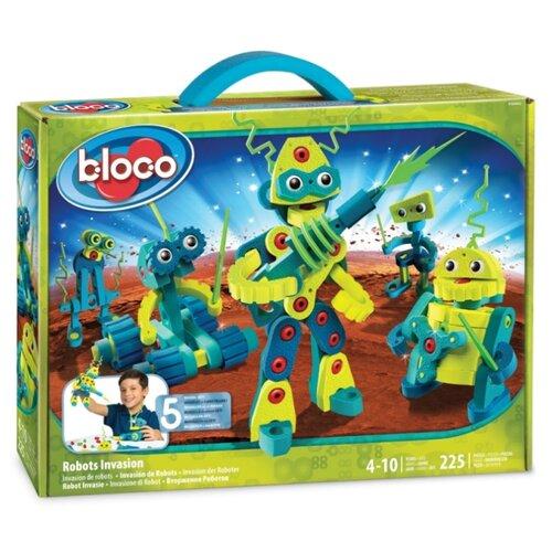 Мягкий конструктор Bloco 25009 (30442) Нашествие роботов printio нашествие 2017