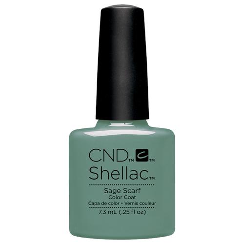 Купить Гель-лак для ногтей CND Shellac Open Road, 7.3 мл, Sage Scarf