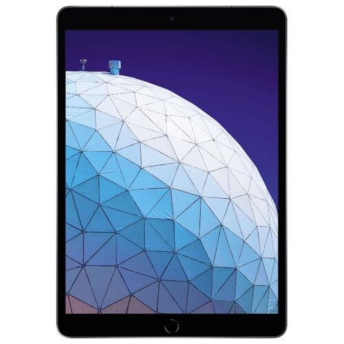 Планшет Apple iPad Air (2019) 64Gb Wi-Fi + Cellular space grey планшет apple ipad pro 11 0 wi fi cellular 1000gb space grey mu1v2ru a