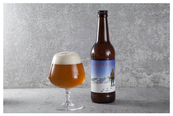 Пиво светлое ВкусВилл Бельгийский Блонд 0.5 л