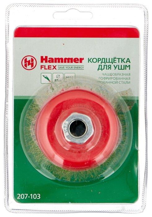 Кордщетка Hammer 207-103