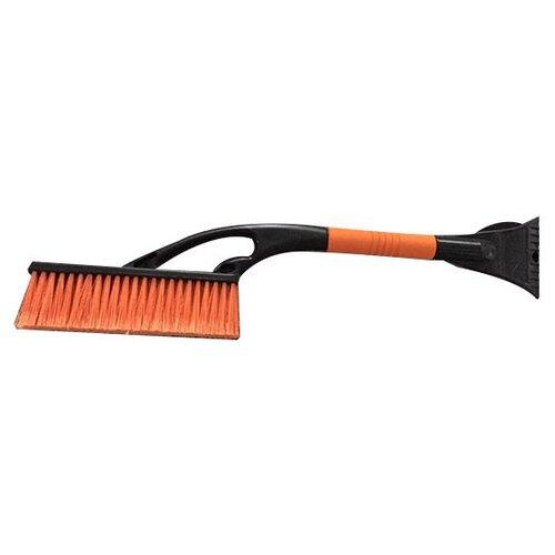 Фото - Щетка-скребок Автостоп АВ-2207 оранжевый/черный щетка скребок fiskars snowxpert 1019352 белый оранжевый
