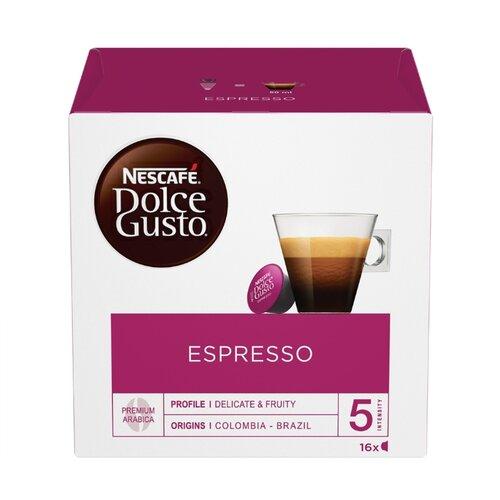 Кофе в капсулах Nescafe Dolce Gusto Espresso (16 капс.) nescafe dolce gusto кофе о ле кофе в капсулах 16 шт