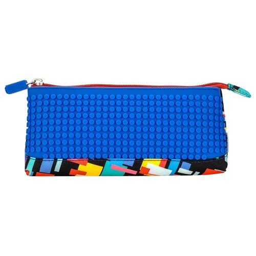 Upixel Пенал WY-B002-a синий пенал upixel 80782 фуксия