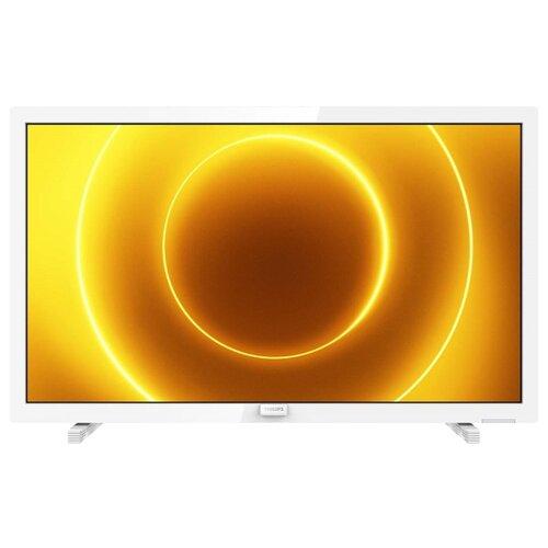 Фото - Телевизор Philips 32PFS5605 32 (2020), белый жк телевизор philips 24phs4304 24 дюйма