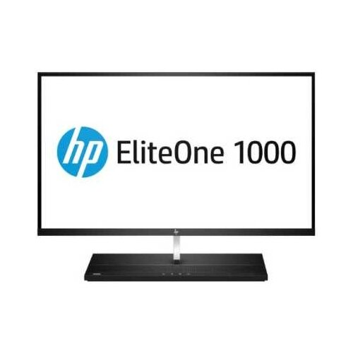 Моноблок HP EliteOne 1000 G2 (2B392ES) Intel Core i5-8500/8 ГБ/SSD/Intel UHD Graphics 630/27/3840x2160/Windows 10 Professional 64 моноблок hp proone 440 g4 aio 23 8 intel core i3 8100t 8gb ddr4 1000gb 128gb ssd dvd rw intel uhd graphics 630 wifi bt kbd mouse windows 10 pro