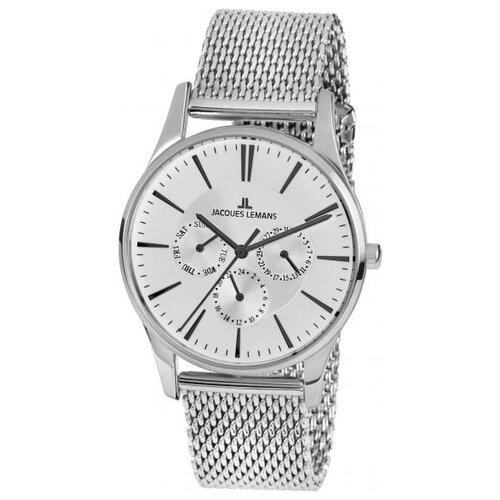 Фото - Наручные часы JACQUES LEMANS 1-1951F наручные часы jacques lemans 1 2027d