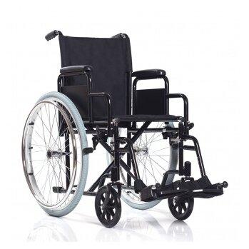 Кресло-коляска механическое Ortonica Base 130, ширина сиденья: 455 мм