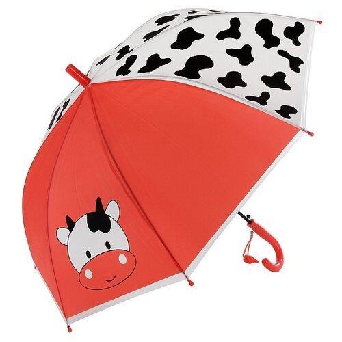 Зонт Amico коралловый