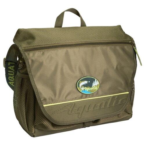 Сумка для рыбалки Aquatic CК-15 с 3 коробками 41х36х12см зеленый