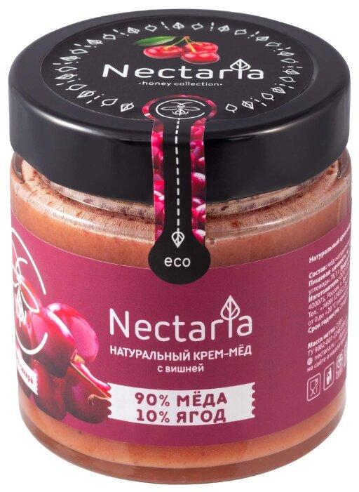 Крем-мед NECTARIA с вишней