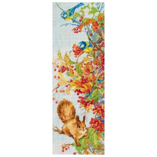 Купить Набор для вышивания Panna Яркая осень , арт. ПС-1905, 15, 5х44, 5 см, Наборы для вышивания