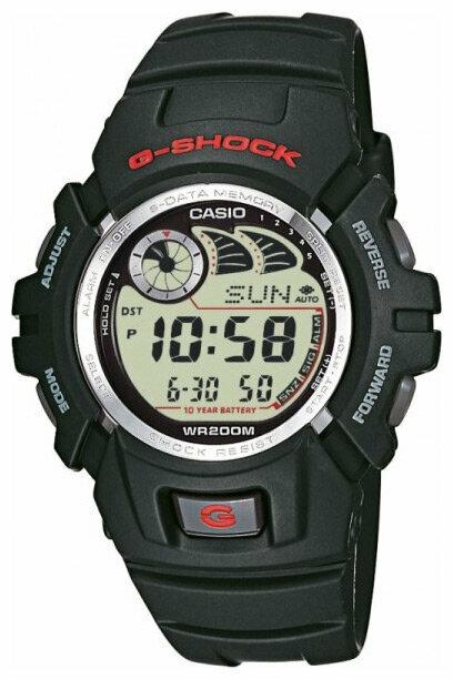Мужские часы Casio G-SHOCK G-2900F-1V / G-2900F-1VER