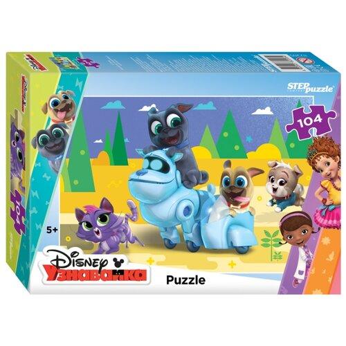 Мозаика puzzle 104 Дружные мопсы (DisneyJunior)