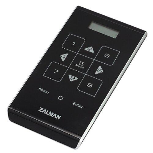 Корпус для HDD/SSD Zalman ZM-VE500 черный zalman k1 черный