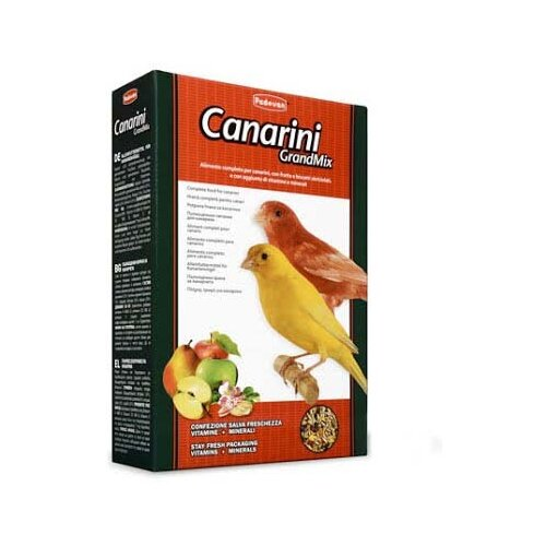 Padovan корм Grandmix Canarini для канареек 400 г