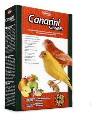 Padovan корм Grandmix Canarini для канареек