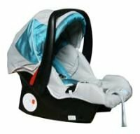 Автокресло группа 0+ (до 13 кг) Lucky Baby Baby Max King