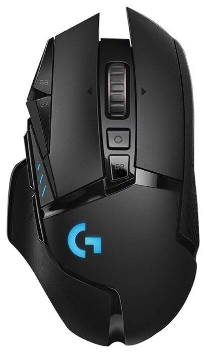 Мышь Logitech G502 HERO Gaming Mouse Black USB