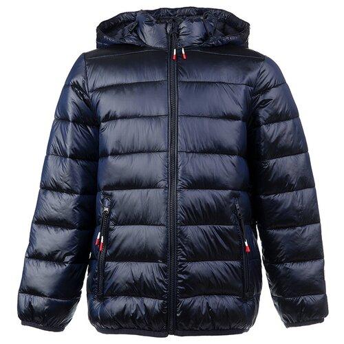 Купить Куртка playToday Classic 2020 22011070 размер 152, темно-синий, Куртки и пуховики