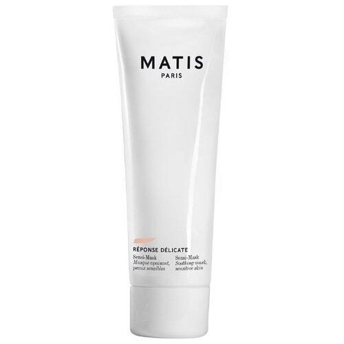 Matis Reponse Delicate Успокаивающая маска гель-крем для чувствительной кожи лица 50 мл