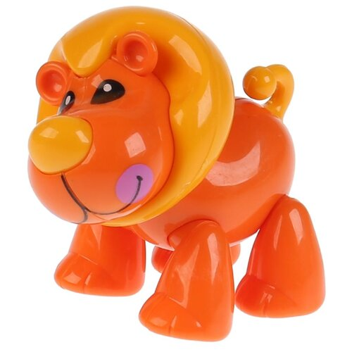 Купить Развивающая игрушка Умка Лев (S128) оранжевый, Развивающие игрушки