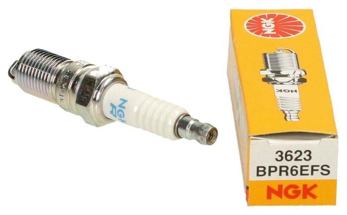 Свеча зажигания NGK 3623 BPR6EFS