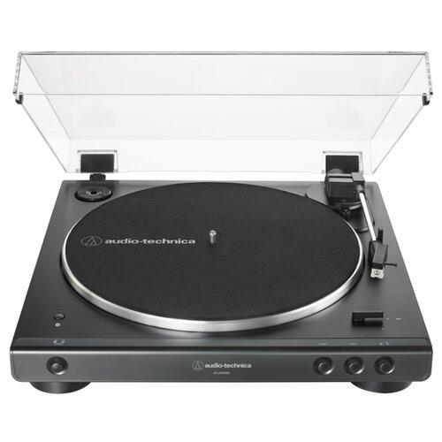 Виниловый проигрыватель Audio-Technica AT-LP60XBT черный виниловый проигрыватель audio technica at lp120x usb black