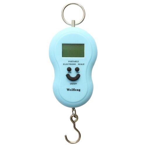 Электронный безмен WeiHeng Smile YJ-601, синий