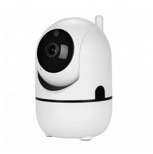 Купить IP WiFi камера Поворотная Домашняя Орбита OT-C291 белая 1920*1080, 2Mpix, 3,6мм микрофон/динамик ИК-подсветка управление через Моб. приложение хранение MicroSD по низкой цене с доставкой из Яндекс.Маркета