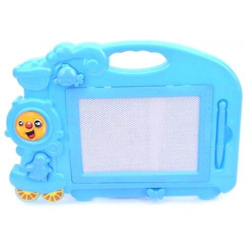 Доска для рисования детская Наша игрушка (QX839-10) голубой игрушка